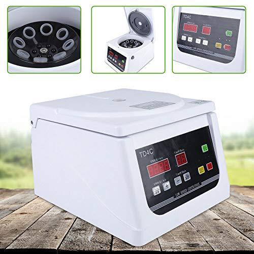 Low Speed Centrifuge Medical Beauty PRP Lab Blood Centrifuge Serum Fat Separator TD4C 110V 815Ml