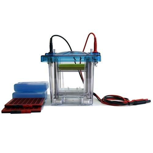 CBS Scientific DCX-HC1010 Dual Cool Mini-Vertical ElectrophoresisBlotting System 1 mm x 10w Hand Cast