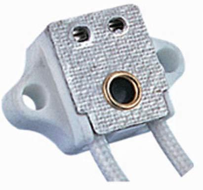 LVS15 Bi-Pin Premium Quality Halogen Lamp Socket For G4 G53 G635 Bi-Pin Base Halogen Bulbs