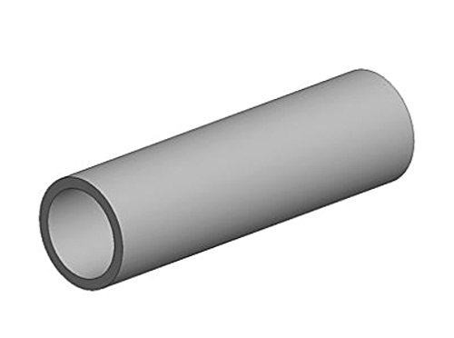 K&S Metal Round Tube 1332 D X 12 L Brass Carded