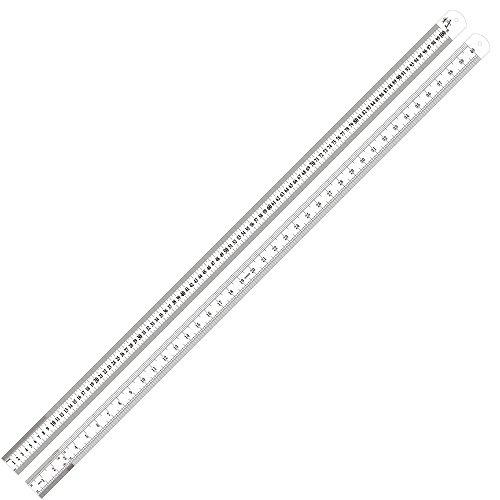 Swordfish 80020 Stainless Steel Measuring Scale Ruler Sae Metric
