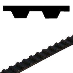 Neoprene timing belt H12 127mm width 200508mm open length