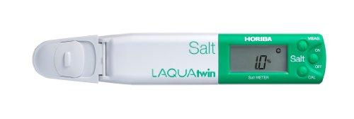 HORIBA LAQUAtwin 3200456564 Model B-721 Compact Salt Meter
