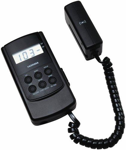 Horiba 375152 Gloss Checker IG-331 60 degree and 20 degree