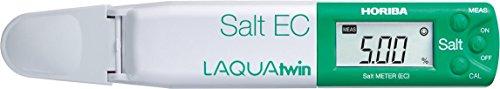 Horiba 3999960128 Model SALT-11 Compact Salt Meter 15 Height 4 Width 725 Length