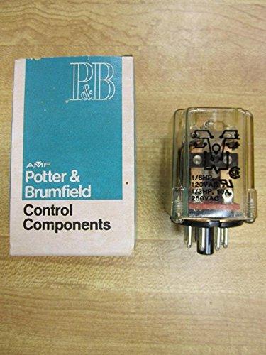 Potter Brumfield KRP-11DG-12VDC Relay KRP11DG 12V