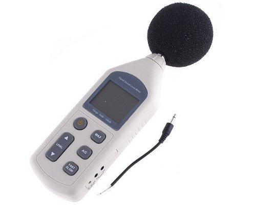 Digital Sound Noise Level Meter Decibel Pressure 130 dB SNL-01