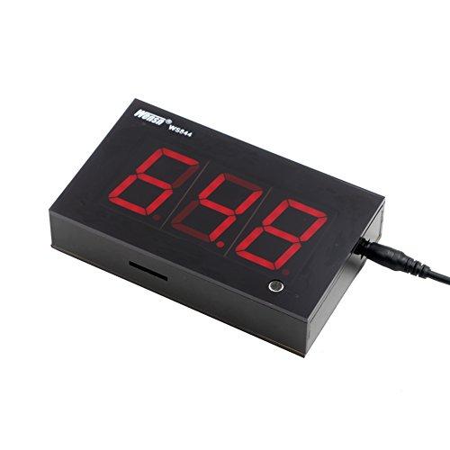 T Tocas 15 Digital Nubmer on Wall Sound Level Meter 30 ~ 130 dB Decibel Noise Measurement