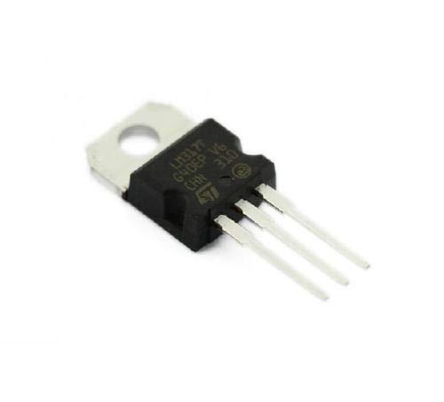 DBParts New for 20 Pcs x LM317T LM317 Voltage Regulator IC 12V to 37V 15 Output Voltage Adjustable