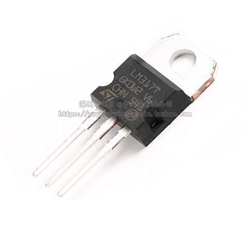 LM317T TO-220 Regulator Adjustable  1237v IC chip semiconductorOriginal Packaging Case Origin IC Pack of 25 pcs