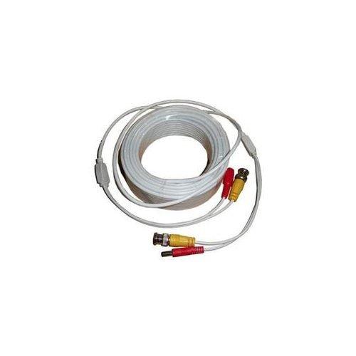 Acelevel Premium Quality 100 Feet Video Power BNC RCA Cable for Q-See CCTV Cameras
