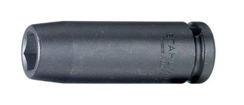 Stahlwille 51IMP-27 Extra Deep Impact Socket 12 Drive 27mm Diameter 85mm Length 30mm Width