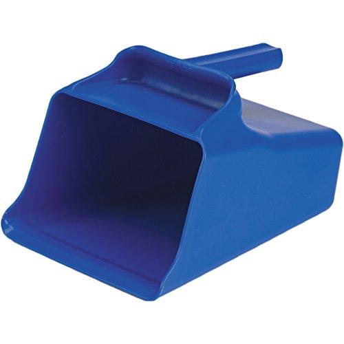 Remco 65503 Blue Polypropylene Injection Molded Color-Coded Bowl Mega Scoop 128 oz 1 Piece