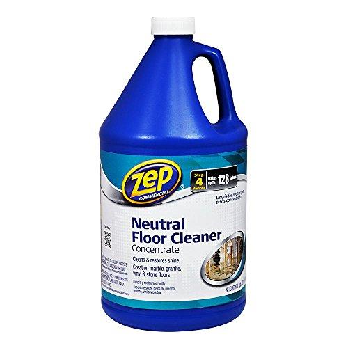 ZEP 128 OZ Neutral Floor Cleaner Concentrate ZUNEUT128
