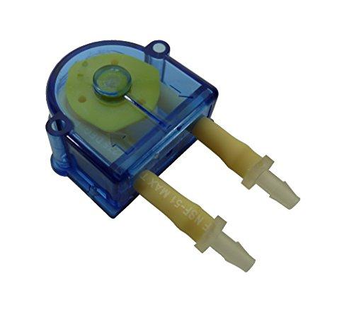 Simply Pumps PMPH216F Series 216 Norprene Food Grade Tubing Peristaltic Replacement Pump Head 01875 ID