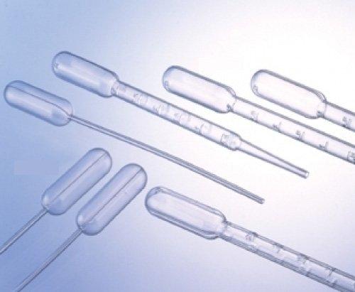 Greiner Bio-One 700361 Pasteur Pipette Sterile 01 mL Volume 153 mm Length PPN Pack of 1000