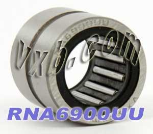 RNA6900UU Needle Roller Bearing 14x22x22 Needle Bearings