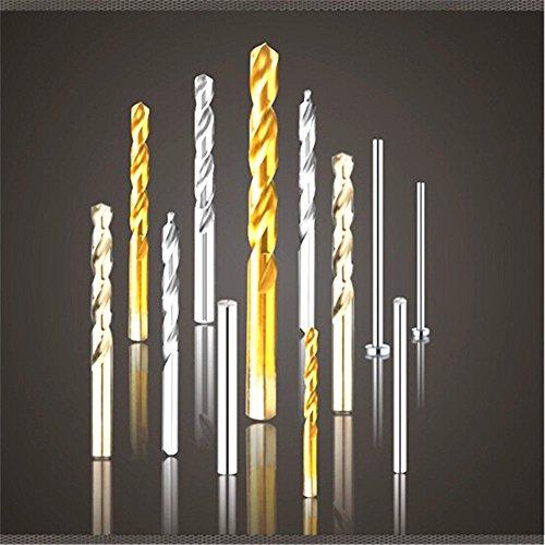 1pcs Ti boutique full taper shank twist drill Ø75 HSS Drill Carbide tool
