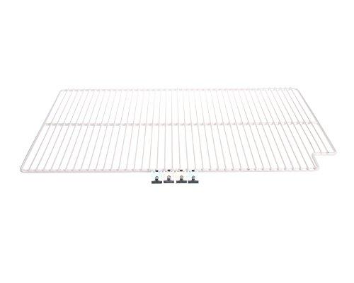 True 908785 TssuTucTwt-60 White Left Shelf