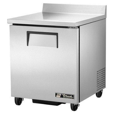 True TWT-27-HC Worktop Refrigerator Solid Door