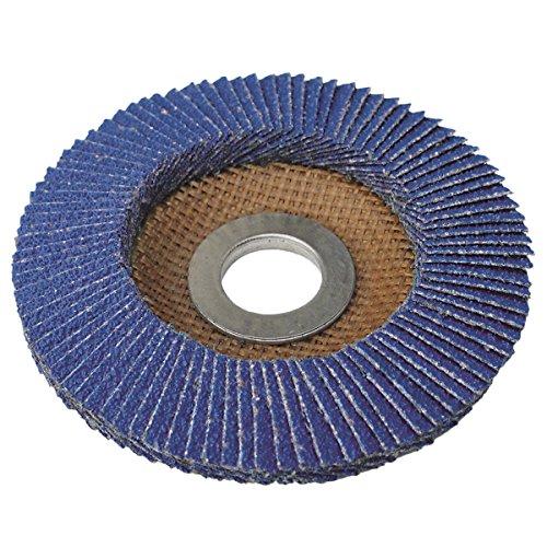 IVY Classic 42220 Flex-Abrasive 7-Inch x 78-Inch 80 Grit Medium Zirconia Flap Disc