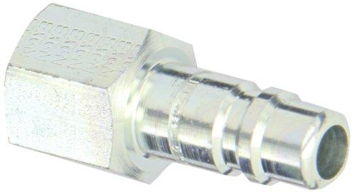 Eaton Hansen 55 Steel 1000400500 Series Industrial Interchange Coupler Plug 12 Body size x 12 NPT Female