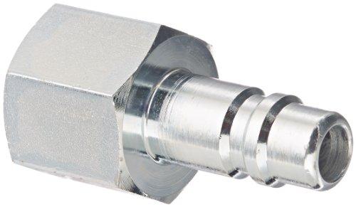 Eaton Hansen 57 Steel 1000400500 Series Industrial Interchange Coupler Plug 12 Body size x 34 NPT Female