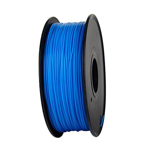 Fosa 3D Printer Filament 175mm 1kg22lb PLA Print Material Blue