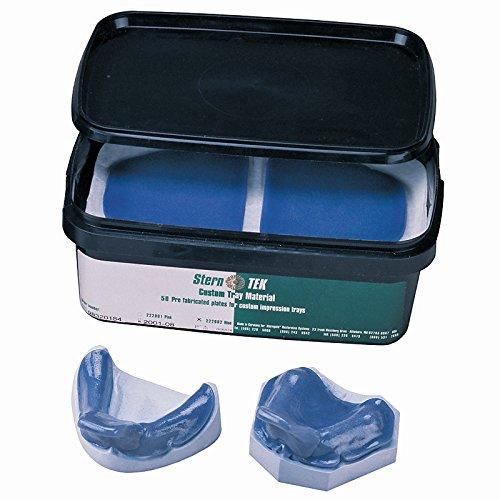 SternTek Custom Tray Material Blue 50 sheets