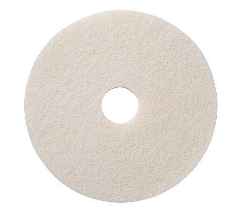 Glit  Microtron 401220 Super Polishing Pad 20 White Pack of 5