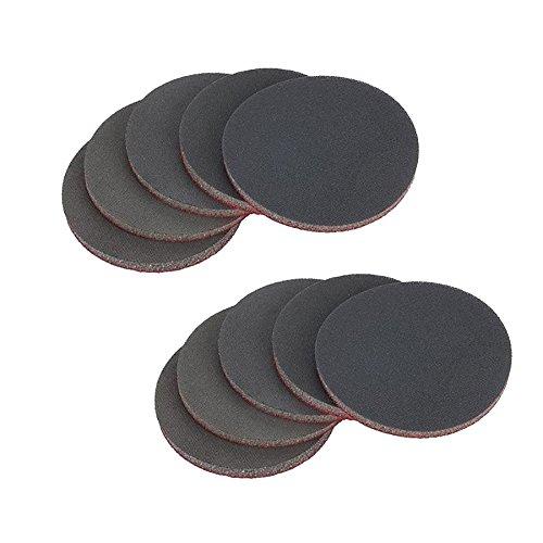 Mirka Abralon 8A-241 Assorted Silicon Carbide SandingPolishing Pads 10-Pack