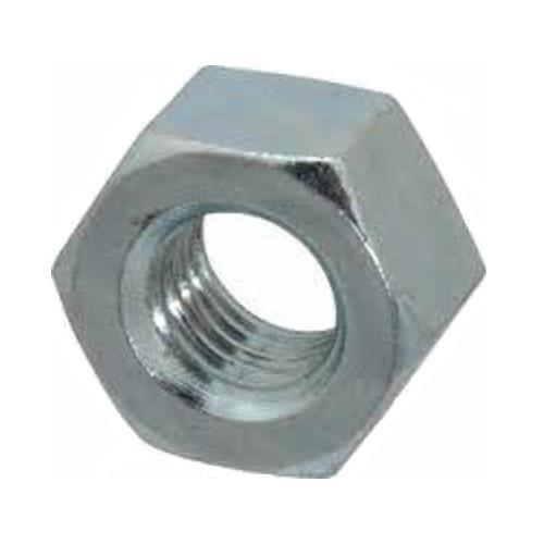Small Parts FSC14HN5Z Medium-Strength Steel Hex Nut Grade 5 Zinc Plated 14-20 Thread Size Pack of 100