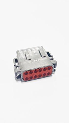 Deutsch DTM06-12SA DTM Connector Pack of 100