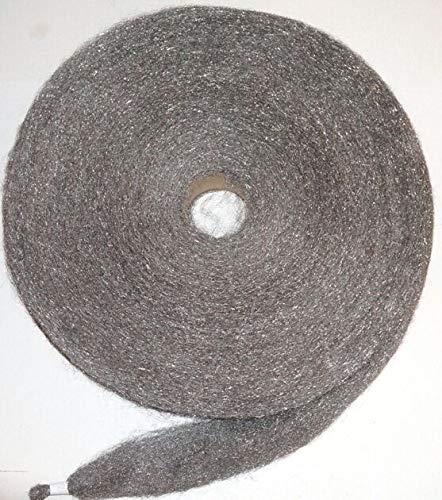 New Stainless Steel Wool 14 LB  Reel - Medium Grade