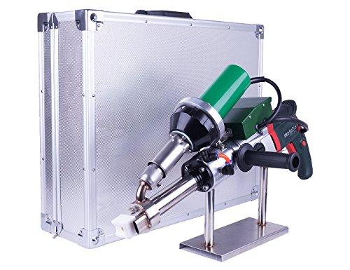 LESITE Hand Extruder Plastic Repair Seam Welder Extrusion Welding Gun