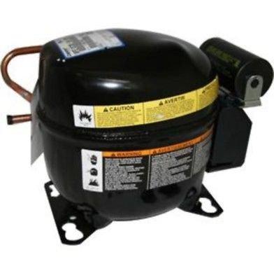 Hermetic Compressor HT R134A 37C 45130 115v Suct Svc Vlv