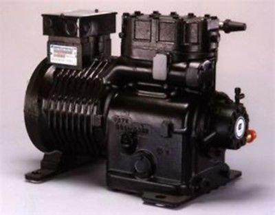 Semi Hermetic Compressor 10 HP HT R22 12M 45130 MT R502 77K 20120 208230-3