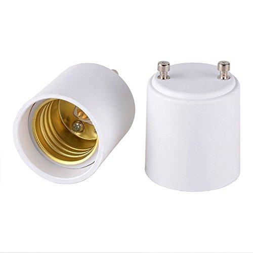 Gladle G24 to E26E27 LED Light Lamp Bulb Holder Adapter Socket Converter