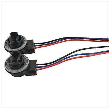 wdus 3157 Socket Car Bulb Holder Adapter--2PCS