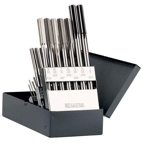 TTC B28-CO 116-12x 64ths 29 Pc Cobalt Straight Flute RH Chucking Reamer Set