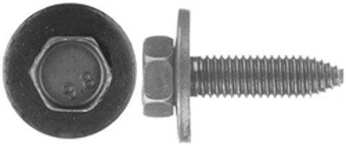 25 8-125 X 30mm Metric Type CA Body Bolts 13mm Hex