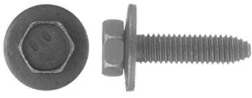 50 6-100 X 25mm Metric Type CA Body Bolts 10mm Hex