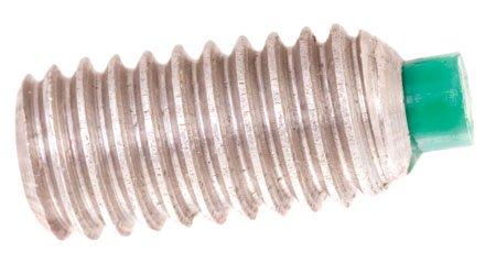 38-16 Thd 1 Lg Nylon Tipped Hex Socket Set Screws 1 Each