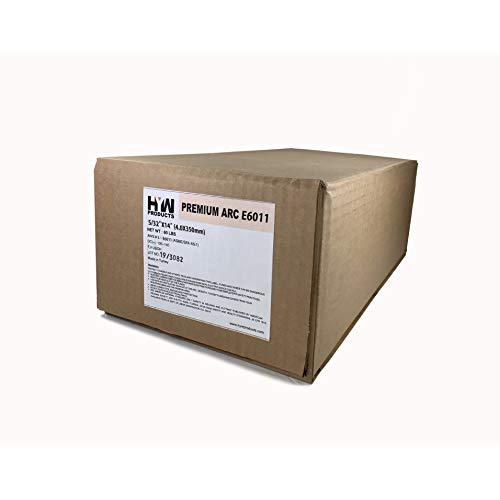 E6011 Stick Electrodes Welding Rods 332 18 532 10 lb x 6-pk 532 - 60LB