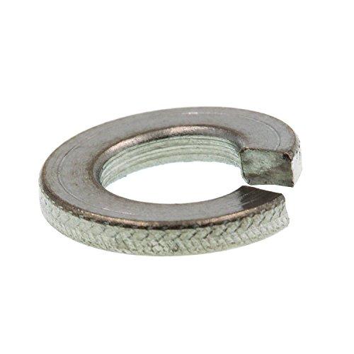Prime-Line 9082058 Medium Split Lock Washers 14 in Grade 18-8 Stainless Steel 25-Pack