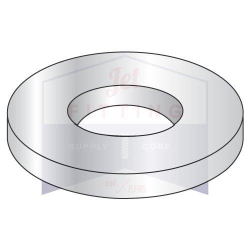 6 Flat Washers  Type B Regular  Steel  Zinc  Outer Diameter 433 - 446  Thickness Range  036 - 045 QUANTITY 10000 pcs