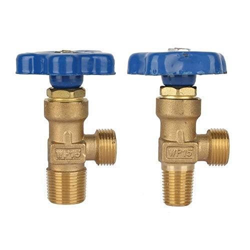 Carbon Dioxide Cylinder Valve Brass 34 MBSP Outlet CO2 Cylinder Valve for Many Kinds of CO2 Cylinder3834