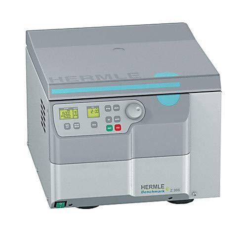 Benchmark Z366-K-E Her mle Refrigerated Centrifuge 4x250 ml Capacity 230V