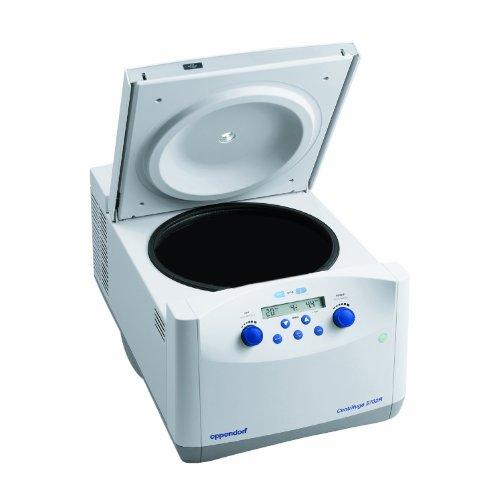Eppendorf 022626205 5702 R Variable-Speed Multi-Purpose Refrigerated Centrifuge 100-4400rpm Speed 120V60Hz