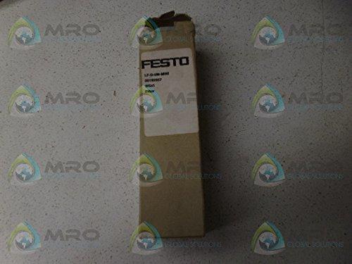 Festo Lf-D-5M-Mini Pneumatic Filter 16 Bar 230 Psi 16 Mpa Lf-D-5M-Mini